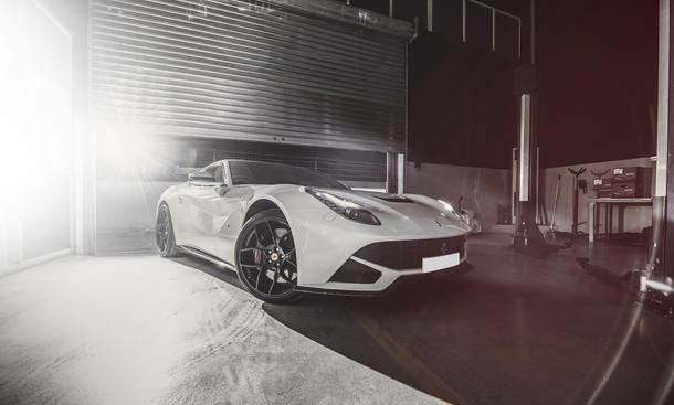 PP-Performance Ferrari F12 Berlinetta Tuning Supersportwagen Leistungssteigerung V12