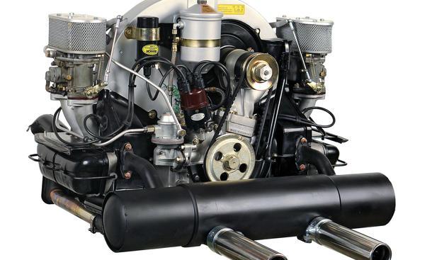 Der Boxer-Motor