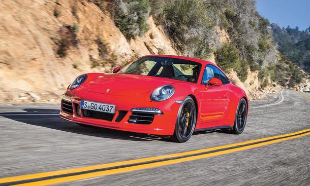 Porsche 911 Carrera GTS 2014 Test Fahrbericht