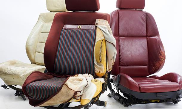 Ratgeber Sitze neu beziehen Videos Lederpflege Leder Aufbereitung