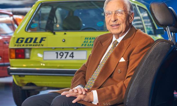 VW Golf Name Pferd Horse Geschichte Namensgeber