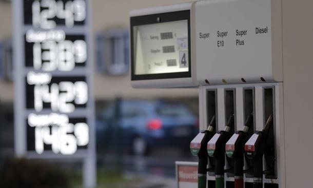 Billig tanken, Spritpreise November 2014, Diesel, sinkender Ölpreis