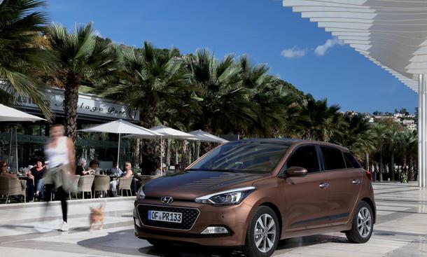 Hyundai i20 Sondermodell 2015 Intro Edition Preis