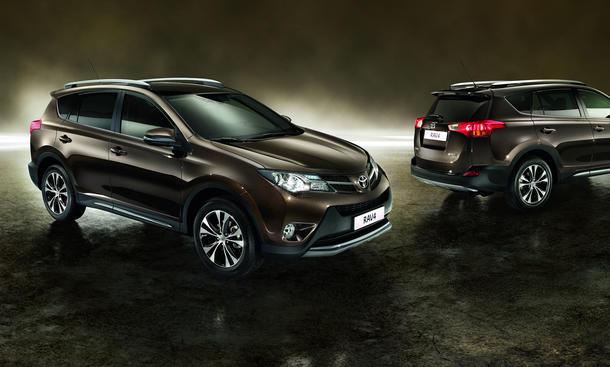 Toyota RAV4 Editions-S Sondermodell Preise