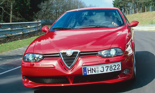 Alfa 156 Kaufberatung