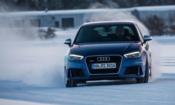 Audi RS 3 Sportback 2015 Fahrbericht fünfzylinder Turbo Allradantrieb quattro