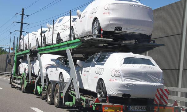 Verkaufszahlen 2014 Absatz Verkäufe BMW Daimler Audi Kia Seat