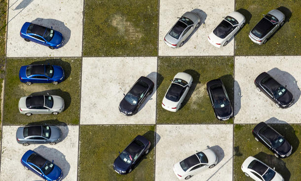 Automarkt Deutschland 2014 Pkw-Neuzulassungen Verkaufszahlen Statistik