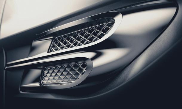 Bentley Bentayga 2016 SUV Luxus Video Teaser