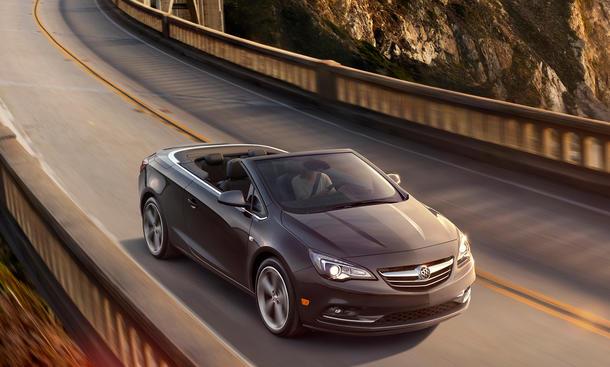 Opel Cascada Buick Holden Cabrio Produktion 2016 Modelle Modelle Fertigung