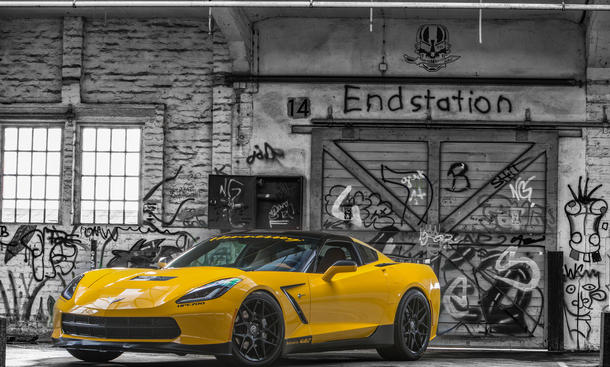 Chevrolet Corvette Stingray C7 HPE700 Rueffer Performance Hennessey US Car Tuning 0002