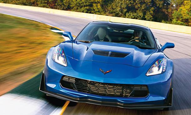 Chevrolet Corvette Z06 2015 Sportwagen Test Fahrbericht Bilder