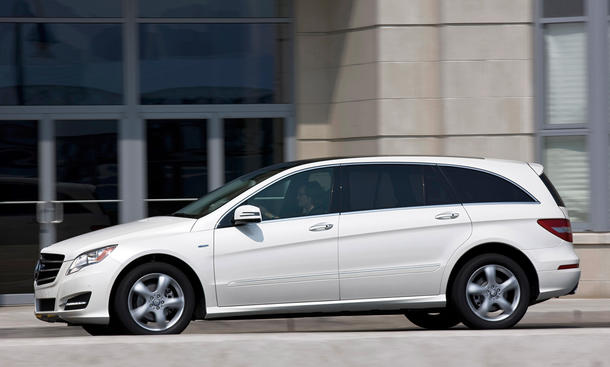 Daimler USA Tuscaloosa Mercedes R-Klasse Produktion
