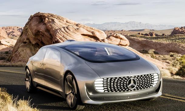 Dobrindt Test Autobahn A9 autonomes Fahren Mercedes F015