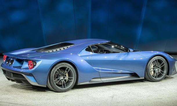 Sportwagen Neuheiten Highlights Der Detroit Auto Show 2015