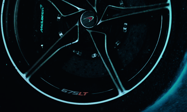 McLaren 675LT 2015 Genf Longtail Supersportler 675 PS