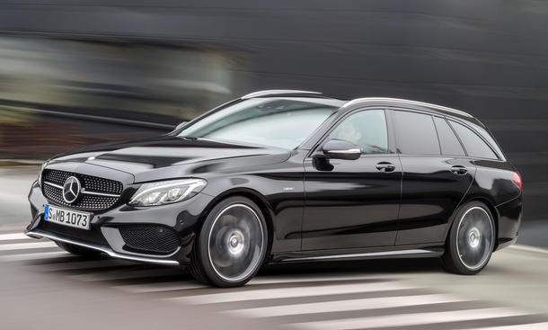 Mercedes Amg C 43 T Modell 2015 Preis Und Motor