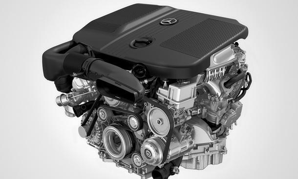 Mercedes Rückruf 2015 Daimler Motoren OM651 Vierzylinder Diesel