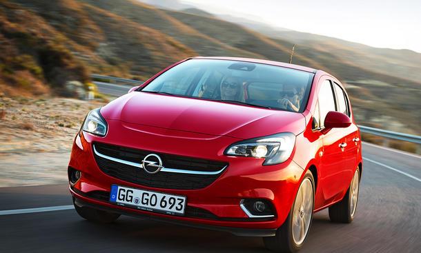 Opel Corsa 1.3 CDTI ecoflex 2015 Diesel Motor Marktstart