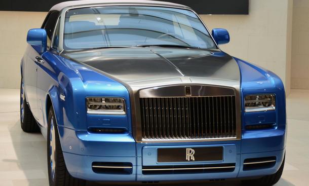 Rolls Royce 2014 Verkaufszahlen Absatzrekord Russland Statistik Neuzulassungen