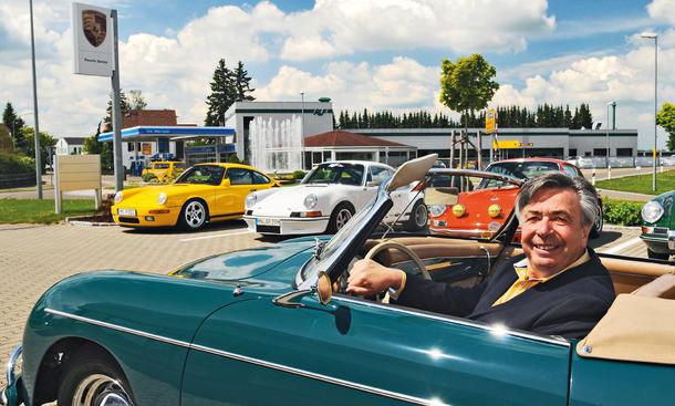 Ruf Jubiläum 75 Porsche Reportage Bilder Oldtimer Youngtimer Sportwagen