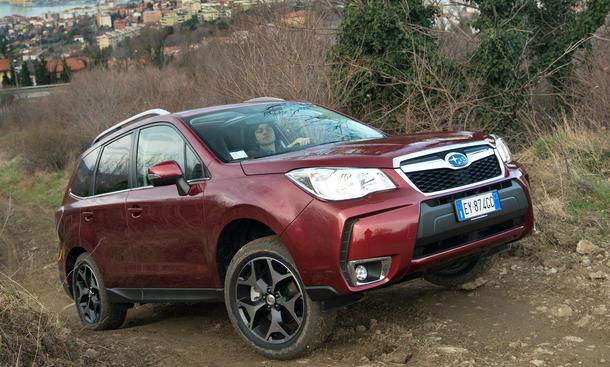 Subaru Forester 2015 2.0D Diesel Automatik Preis SUV Crossover Neuheiten