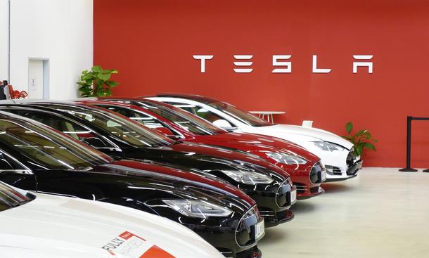 Tesla Verkaufszahlen 2014 Deutschland Absatz