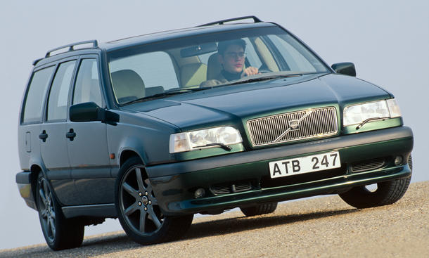 Volvo 850 R Classic Cars Kaufberatung Ratgeber sportliche Youngtimer Kombi