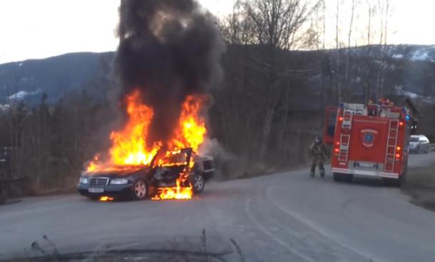 Frisch aus dem Netz: Feuerwehr-Fail