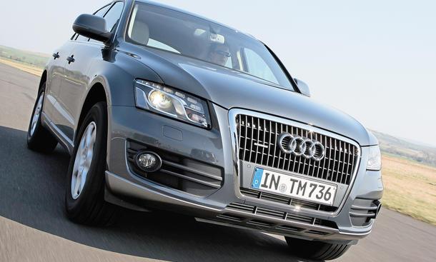 Audi Q5 Gebrauchtwagen Ratgeber Test Erfahrungen Bilder