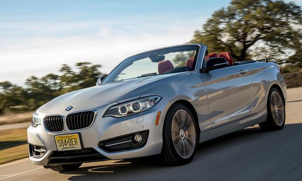 BMW 2er Cabrio Convertible Preis marktstart