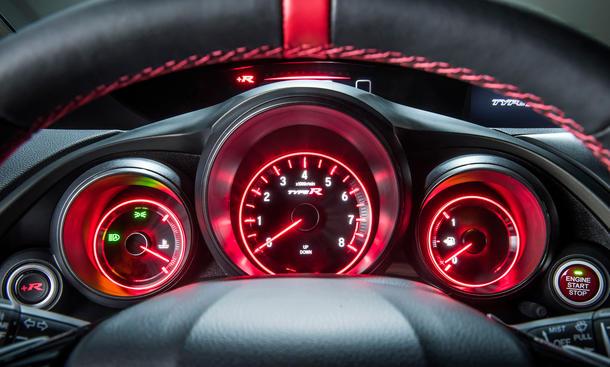 Honda Civic Type R 2015 Genfer Autosalon Teaser Bilder