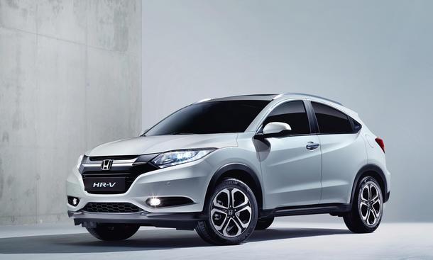 Honda HR-V 2015 Autosalon Genf Kompakt-SUV Crossover Neuheiten