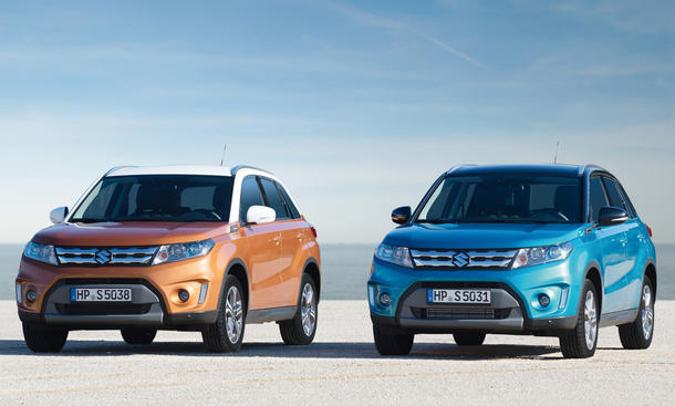 Suzuki Vitara 2015 Preis SUV Neuheiten