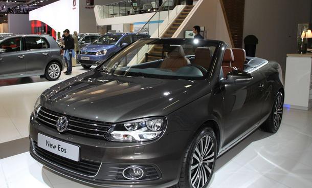 VW Eos 2015 Produktionsende Cabrio Coupé Portugal Sparprogramm Wirtschaft