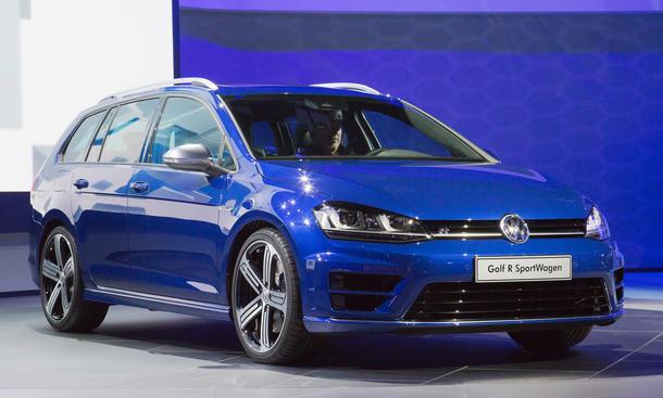 VW Golf R Variant 2015 Preis Sportkombi Neuheiten