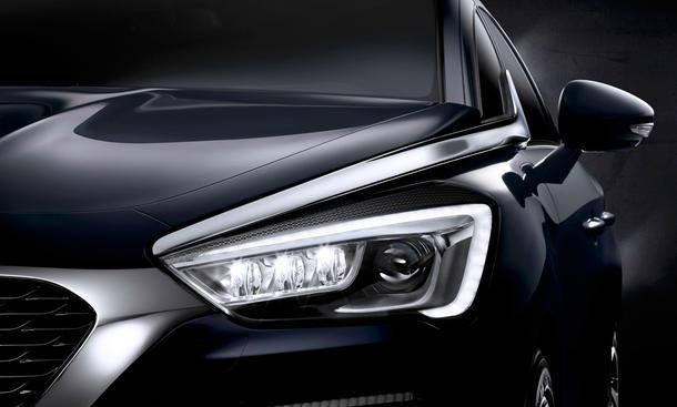 DS 5 2015 Genfer Autosalon Citroën Facelift Premium Neuheiten