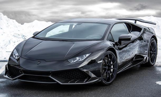 Mansory Lamborghini Huracan Tuning Genfer Autosalon 2015