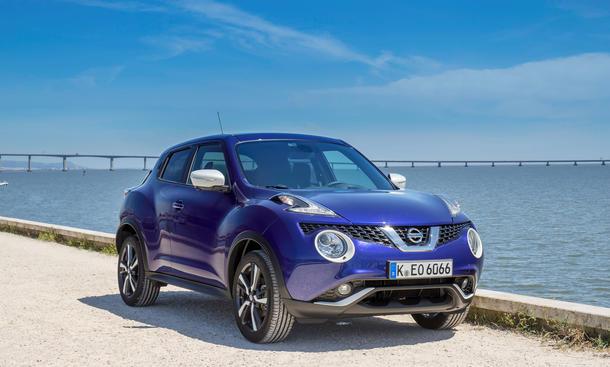 Nissan Juke Gebrauchtwagen Erfahrungen Ratgeber SUV