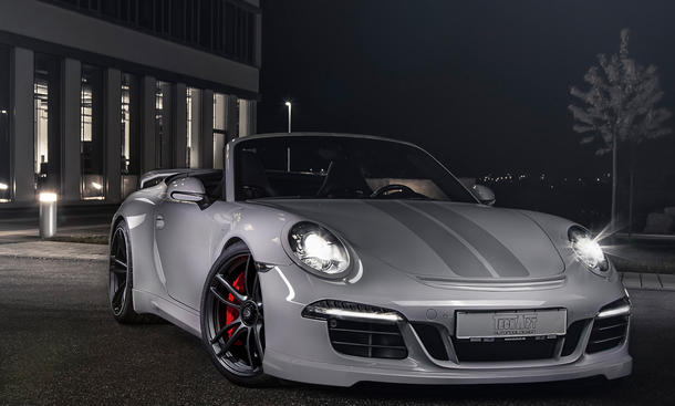 Techart Porsche 911 Carrera GTS Genfer Autosalon 2015 Tuning