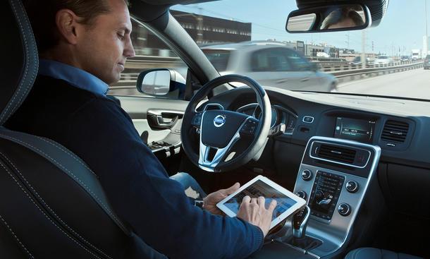 Volvo Drive Me Autonomes Fahren 2017 Prototyp