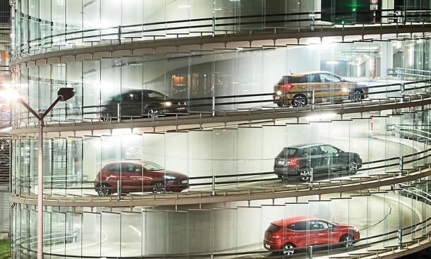 Hyundai i20 VW Polo Renault Clio Skoda Fabia Mazda 2 Kleinwagen Vergleichstest