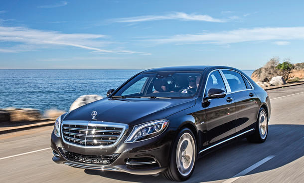 Mercedes-Maybach S 600 Faszination