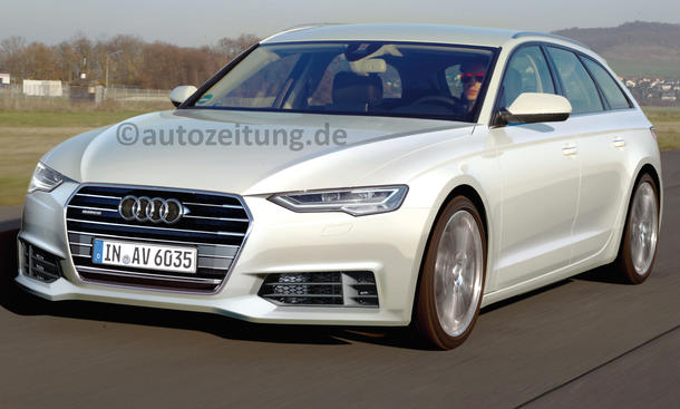 2018 audi 16. beautiful audi 13audia6avant2017kombioberklasseneuheiten for 2018 audi 16
