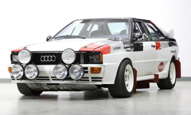 Audi quattro rallyeauto a1 auktion bonhams