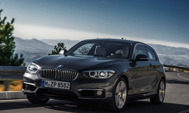 BMW Verkaufszahlen 2015 Februar Absatz weltweit