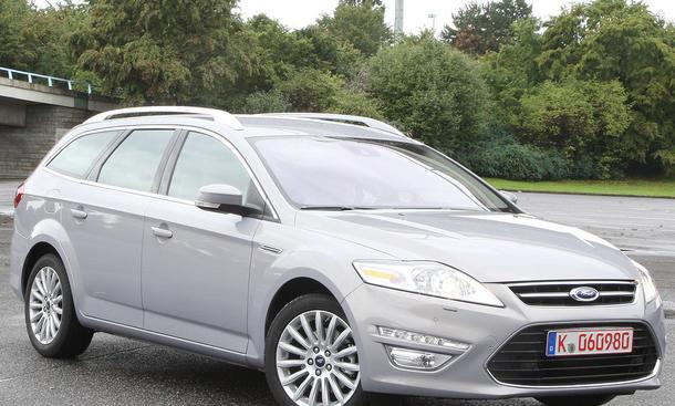 Ford Mondeo Gebrauchtwagen Erfahrungen Mittelklasse Ratgeber