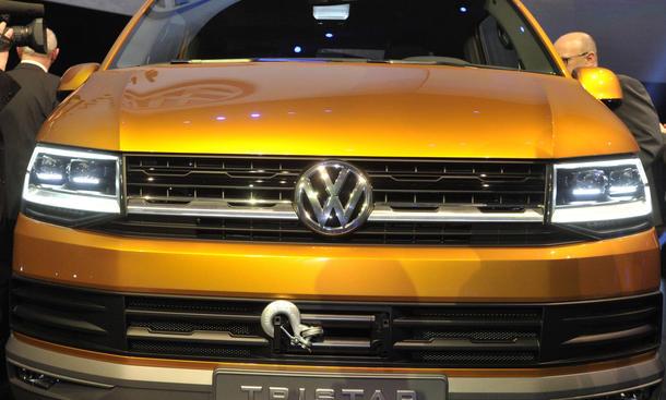 VW Nutzfahrzeuge Tristar Concept T6