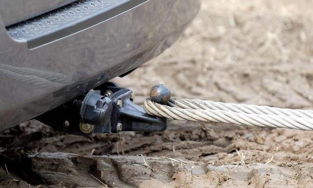 Auto Abschleppen Tipps Ratgeber Abschleppseil Anhängerkupplung