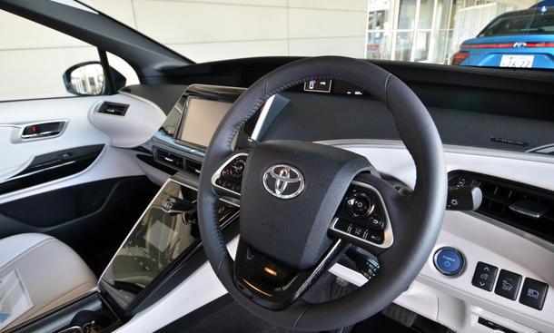 Neuwagen Geruch Armaturenbrett Toyota